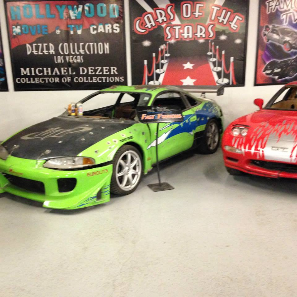 1995 Mitsubishi Eclipse • Hollywood Cars Museum