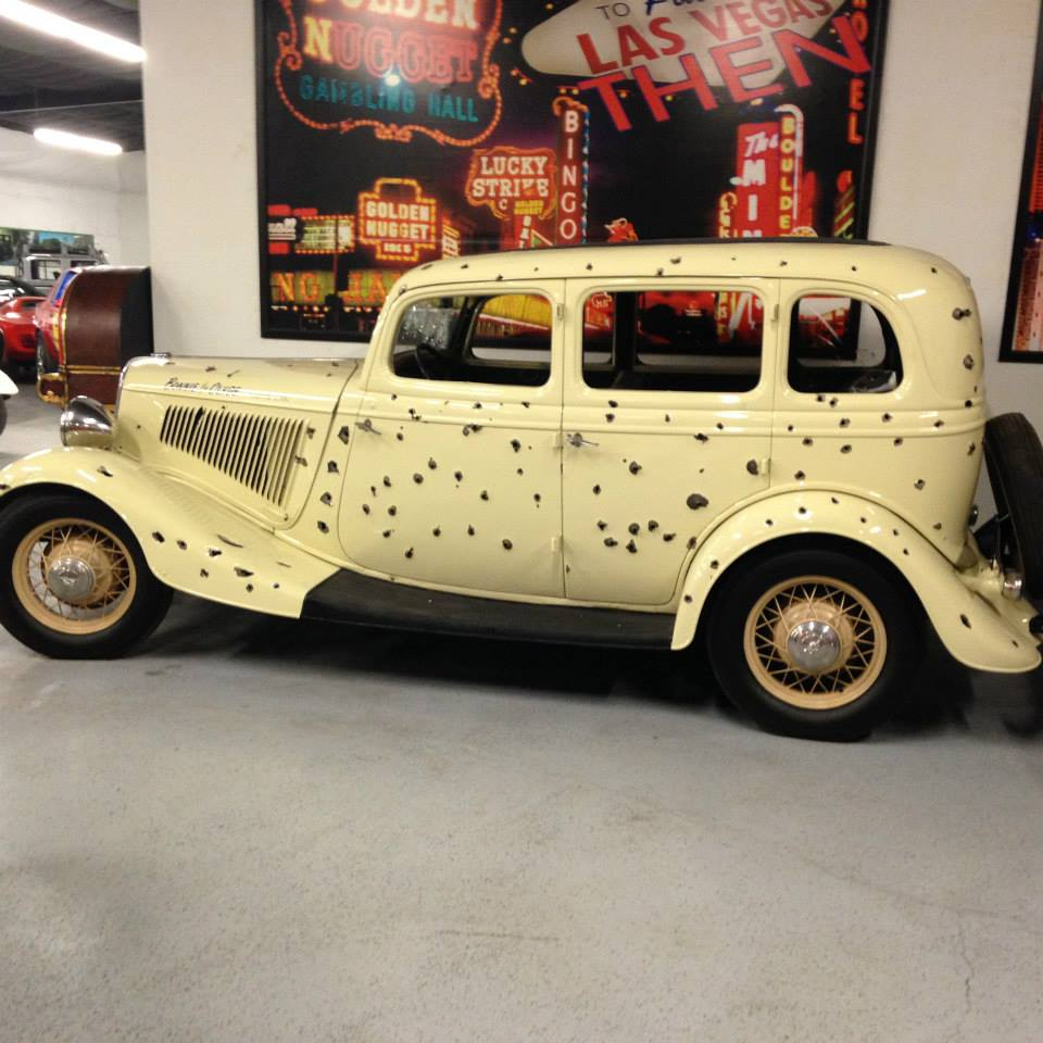 Classic Cars from Film and TV: Dezer\'s Hollywood Cars Museum