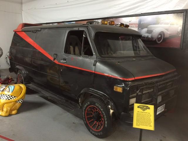 Film Tv Cars Gallery Hollywood Car Museum